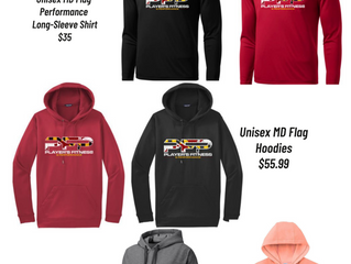 Maryland Flag PFP SWAG!