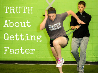 The TRUTH About Getting FASTER, Athlete