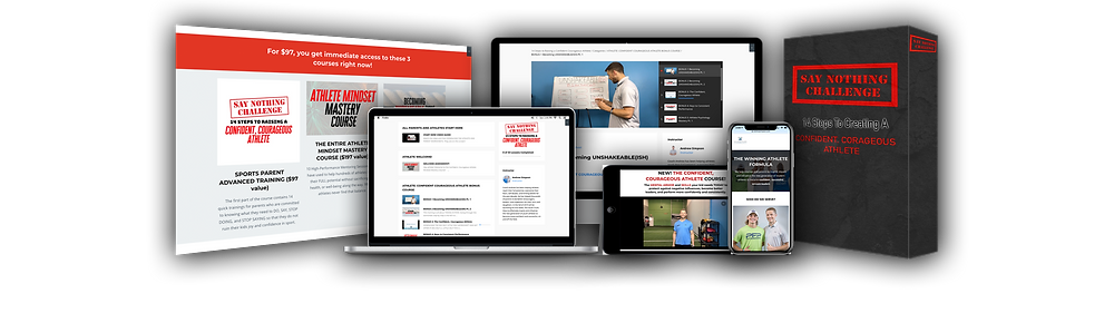 Champion Minded Athlete Course is ON SALE for 48 Hours!