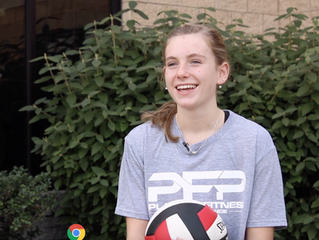 Emily Trail, PFP's December Athlete of the Month