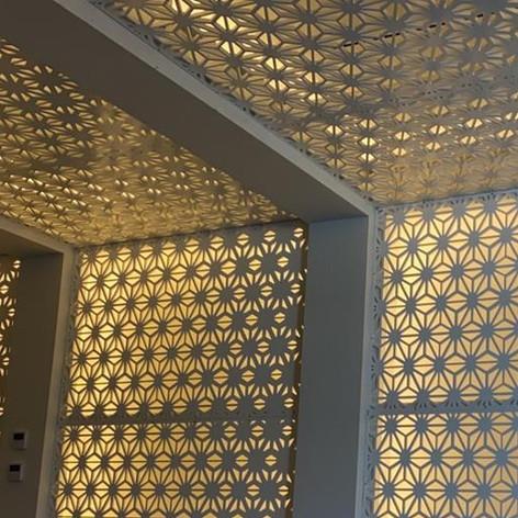 CNC Screens - Lighted