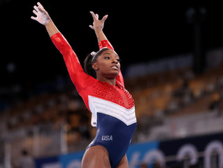 Simone Biles- The Ups and Downs in Sports
