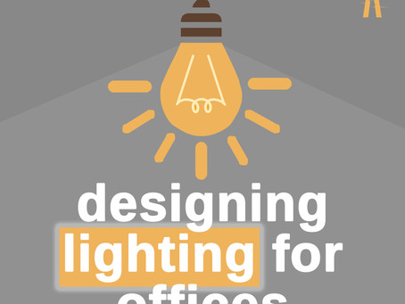 Designing Lighting For Offices