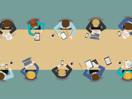 The Anatomy of A Good Meeting Room