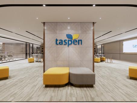 #WorksOfALIEN: PT TASPEN (Persero), 4th Floor
