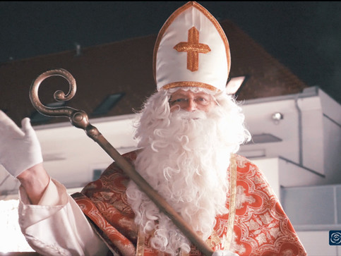 Der kontaktlosen Nikolaus 🎅🏽