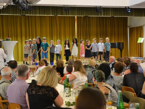 Muttertagsfeier in Hagenbrunn