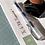 Thumbnail: Nalivnik s konverterjem in konico EF, rjavo črnilo