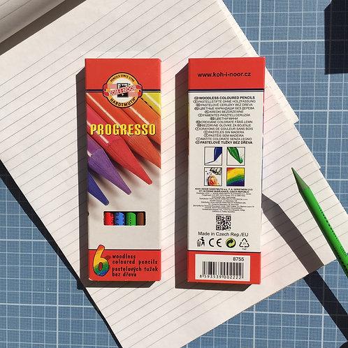 Barvice KOH-I-NOOR, brez lesa