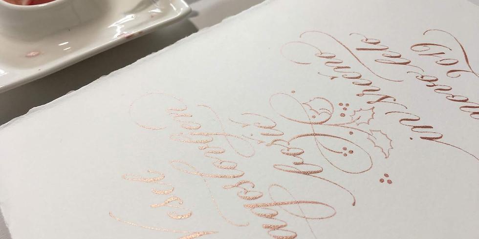 Nova kaligrafija ali copperplate, Domžale