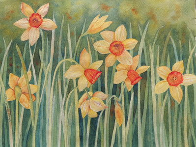 Daffodil Gathering