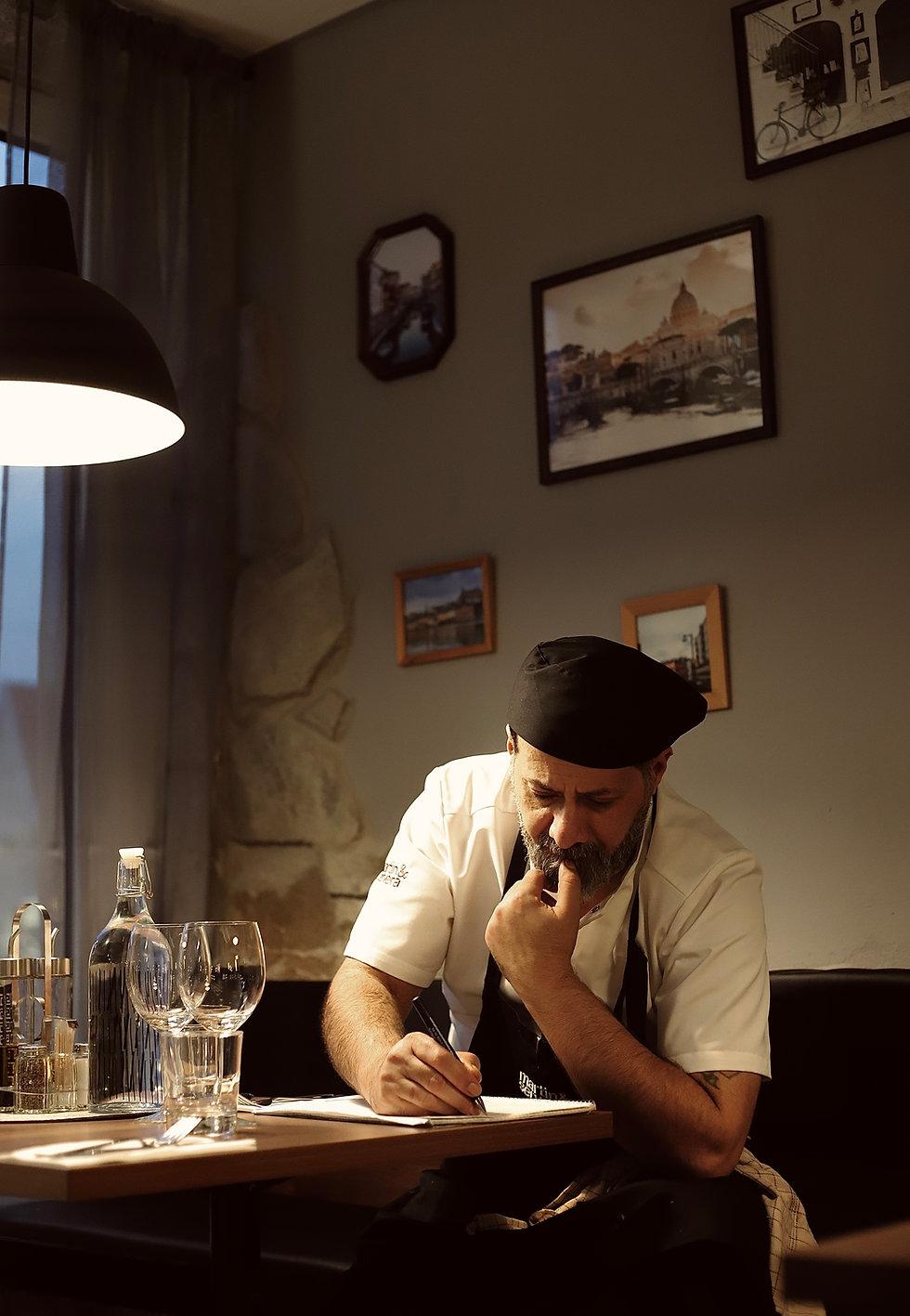Italiensk restaurang husmanskost Tidaholm Tibro Skövde Falköping