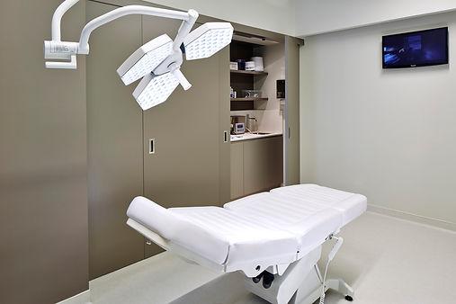 Sala de Cirurgia Dermatológica
