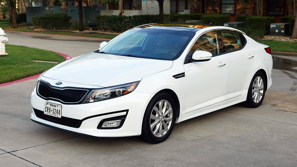 Kia Optima EX 8.8k Sedan 4D