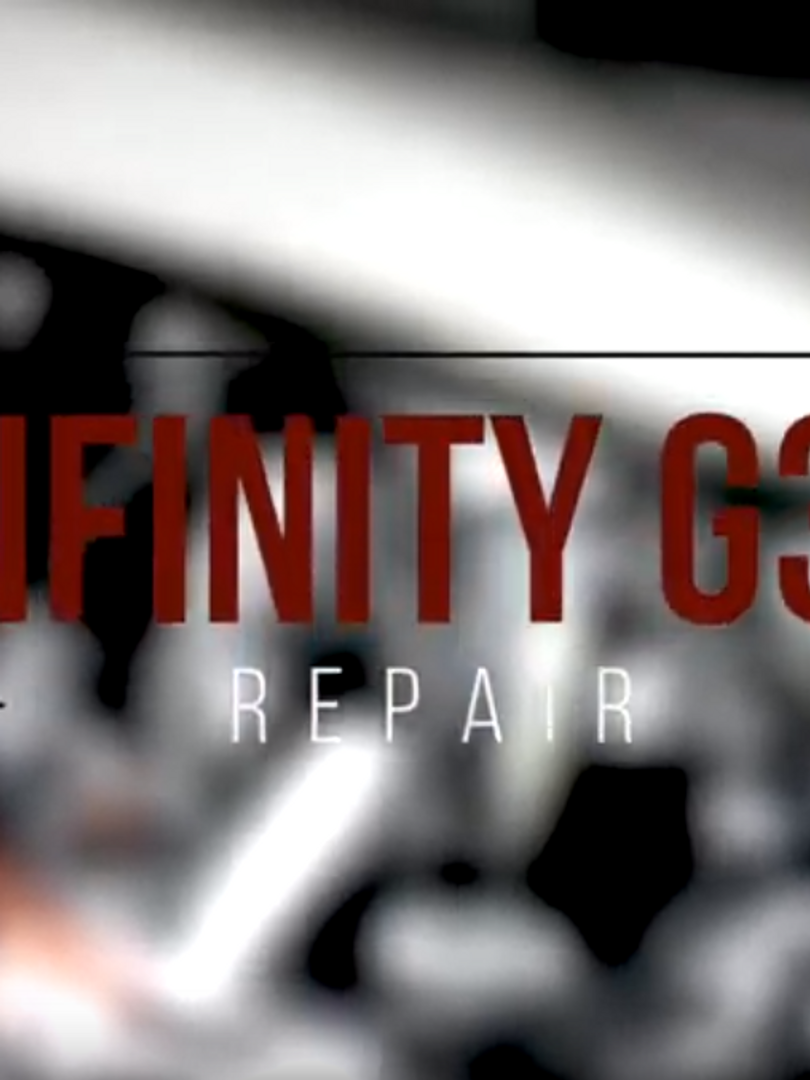 Infinity Big Dent Repair [Seeon Auto]