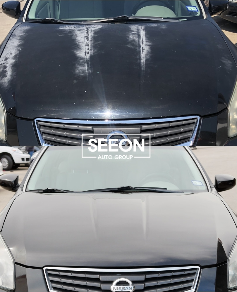 Paint damage repair - SEEON AUTO