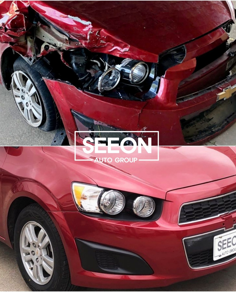 Body damage repair - SEEON AUTO