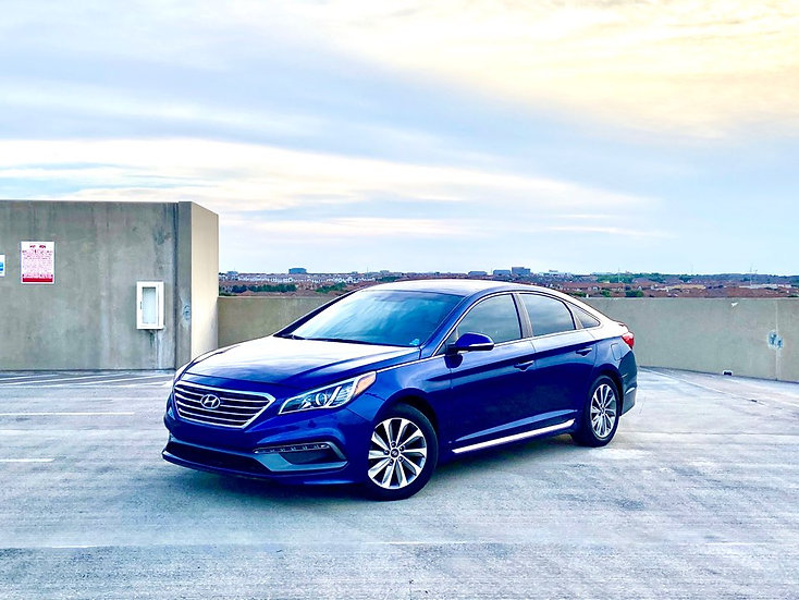 Hyundai Sonata Sports
