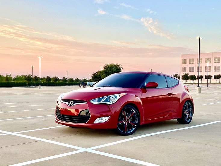Hyundai Veloster Coupe 3D