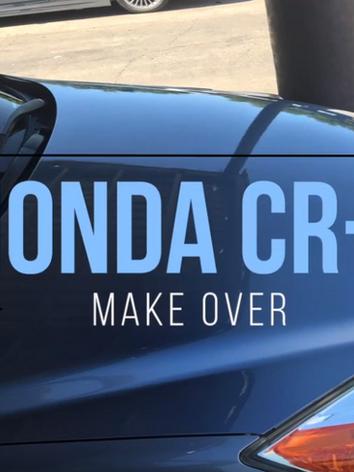 Honda CR V Paint job [SEEON AUTO]