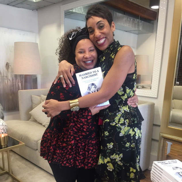 Married To A Narcissist Book Signings
