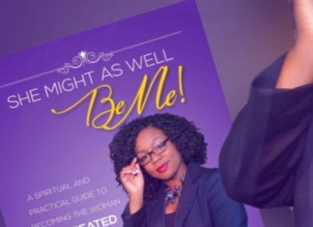 AUDIO BOOK- She Might As Well Be Me