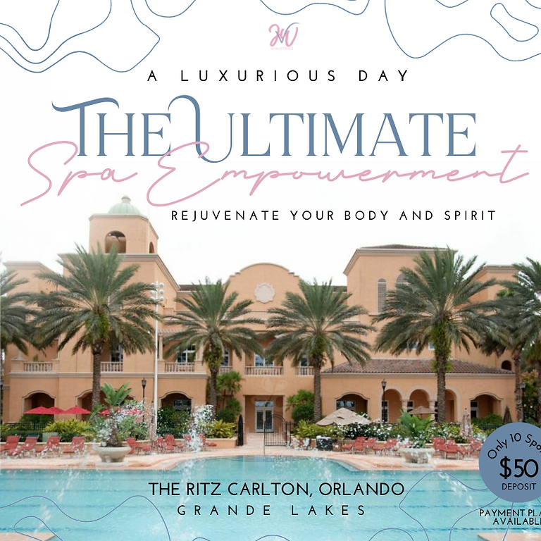 The Ultimate Spa Empowerment