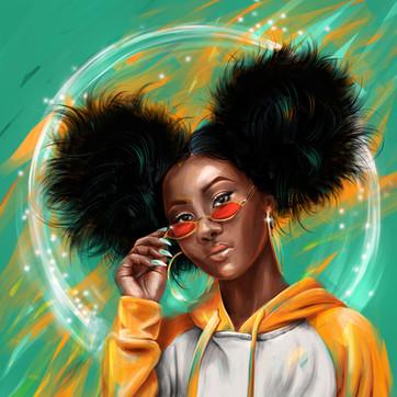 Black orange girl.jpeg