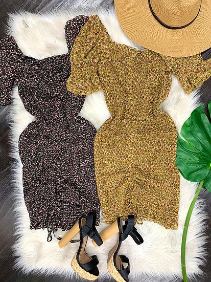 Stacy mini Dress