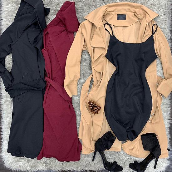 Winter Trench Coat