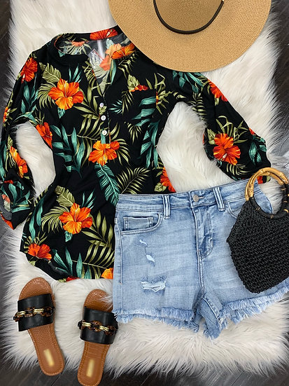 Honolulu blouse