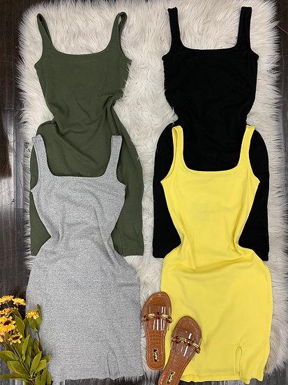 Not your Bae ' Mini Dress