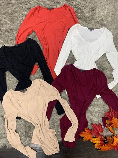Keep it Simple Bodysuit