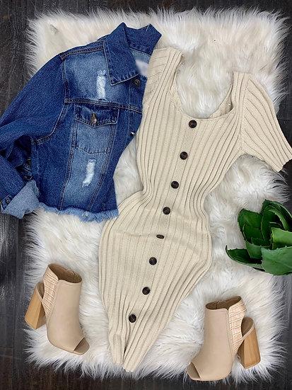 Emma Sweater Dress