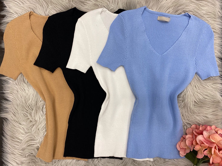 Everyday sweater top