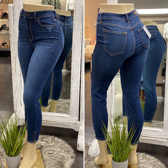 Jenny from the block high rise jeans