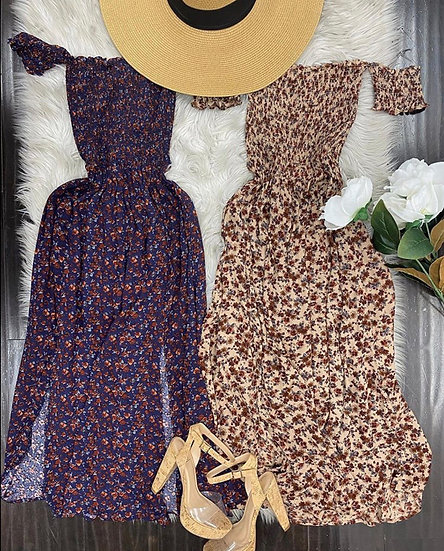Waiting for fall Dress