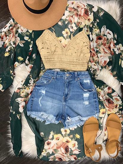 Cancun Kimono