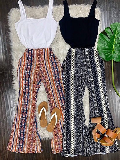 Juliana boho pants
