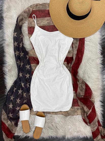 Vintage American Flag Vest