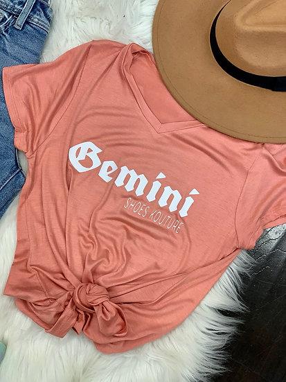 Gemini Tee