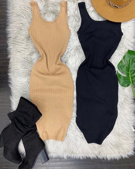 Tanya sweater Dress