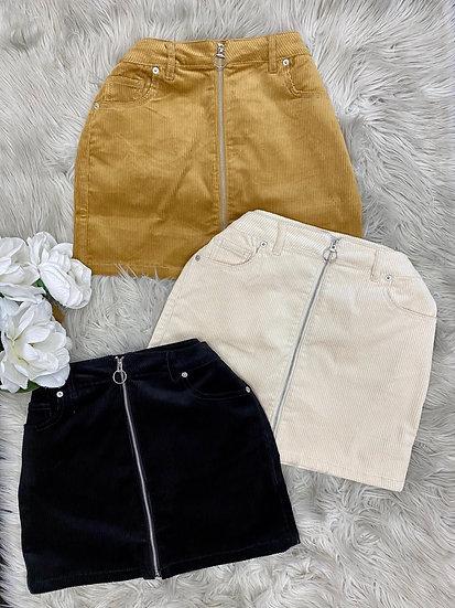 Monica mini skirt