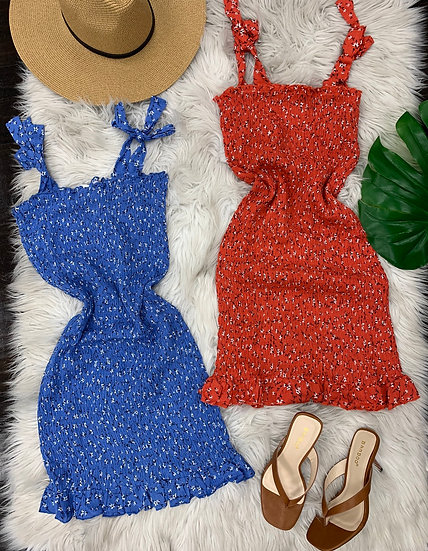 Stephanie mini Dress