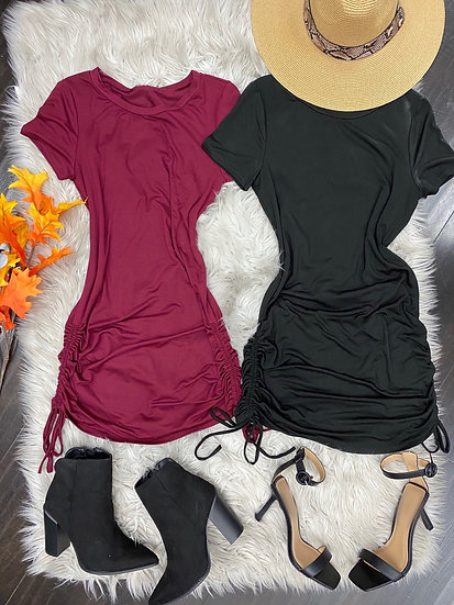 Kylie tee Dress