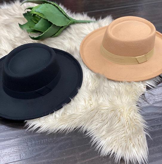 Yvette fall Hat