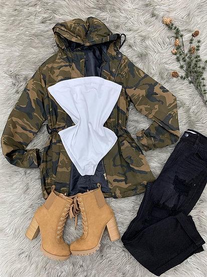 New York Camo Jacket (dark)
