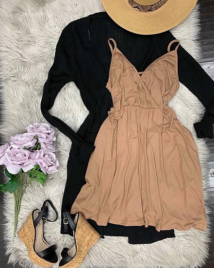 Jacqueline Dress with pockets
