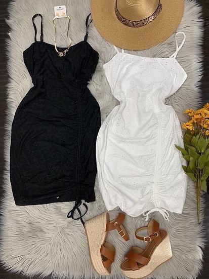 Delia Wine Tasting Dress