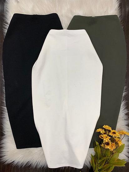 Tiffany Midi Skirt